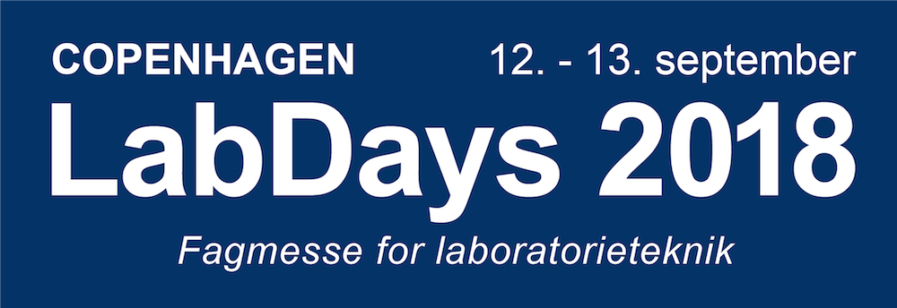 LabDays 2018 - September 12- 13, 2018