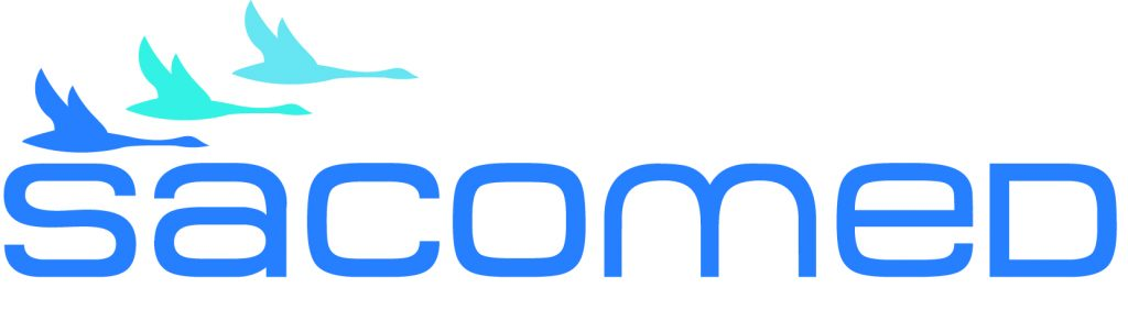 sacomed logo high resolution