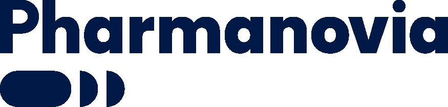 pharmanovia logo dark blue rgb